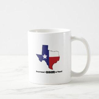 Texas Bigger Mug
