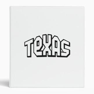 Texas Binders