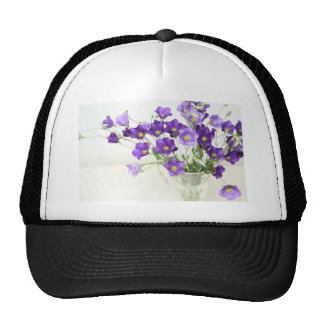 Texas Bluebell Mesh Hats