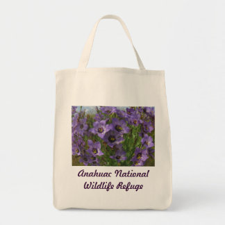 Texas Bluebells Tote Bag