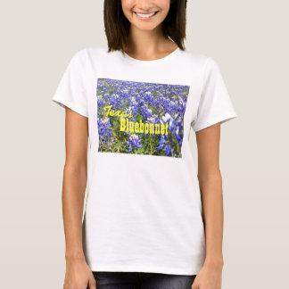 Texas Bluebonnet 041014 T-Shirt