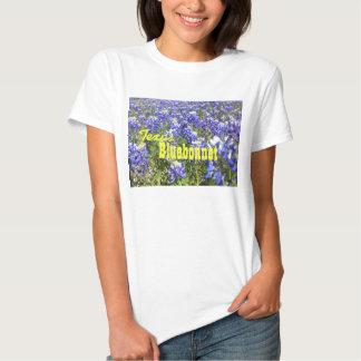 Texas Bluebonnet 041014 T Shirts