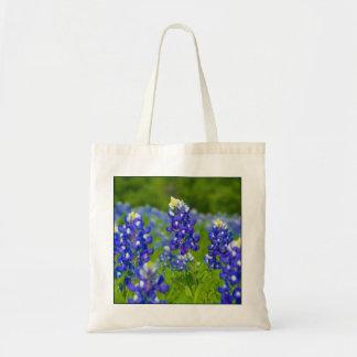 Texas bluebonnet bag
