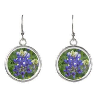 Texas Bluebonnet Earrings