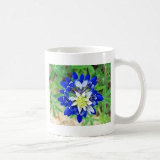 Texas Bluebonnet Top View Coffee Mug