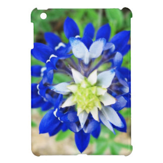 Texas Bluebonnet Top View Cover For The iPad Mini