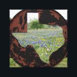 "Texas Bluebonnets Canvas Print<br><div class=""desc"">Taken outside Houston around Brenham.</div>"