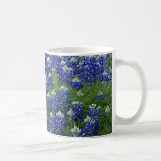 Texas Bluebonnets Field Photo Coffee Mug