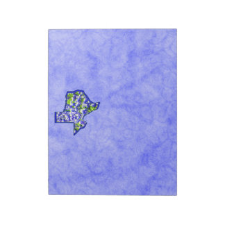 TEXAS BLUEBONNETS NOTEPAD