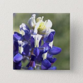 Texas Bluebonnets Photograph Series #6 Pinback Button