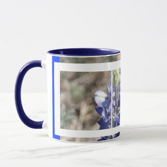 Texas Bluebonnets Photograph Series #8 Mug