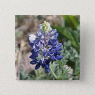Texas Bluebonnets Photograph Series #8 Pinback Button