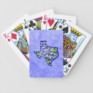 TEXAS BLUEBONNETS CARD DECK