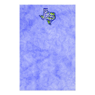TEXAS BLUEBONNETS STATIONERY