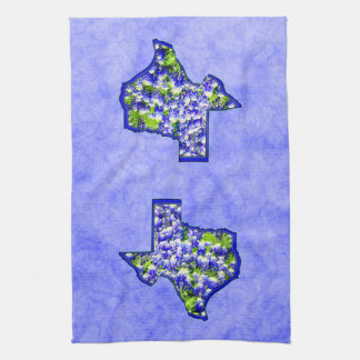 TEXAS BLUEBONNETS TOWEL
