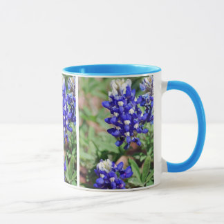 """Texas Blues"" mug"