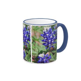 """""""Texas Blues"""" mug"""