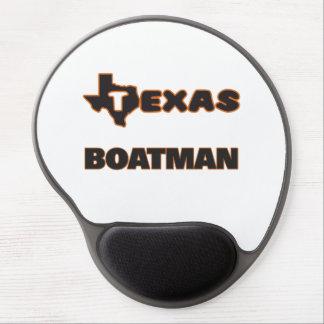 Texas Boatman Gel Mouse Pad