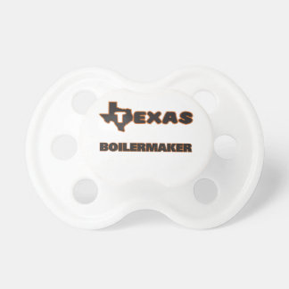 Texas Boilermaker BooginHead Pacifier