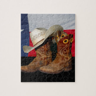 Texas Boots and Hat.jpg Puzzle