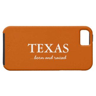 Texas-Born and raised! iPhone 5 Case