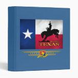 Texas Born & Bred 3 Ring Binders