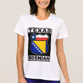 Texas Bosnian American T-Shirt