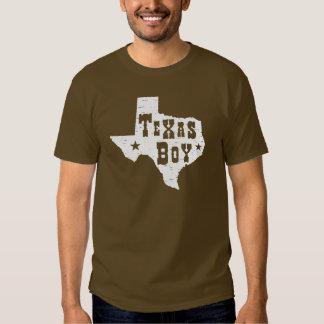 Texas Boy Tee Shirt