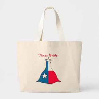 Texas Bride Tote Bag