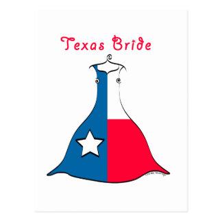 Texas Bride Postcards