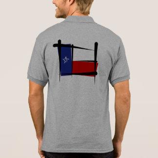 Texas Brush Flag Polo
