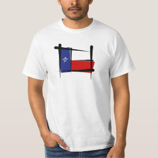 Texas Brush Flag T-Shirt