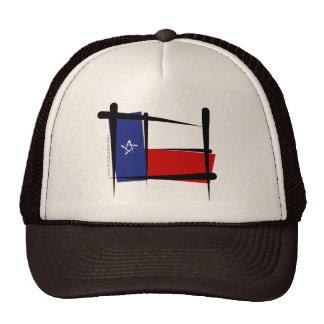Texas Brush Flag Trucker Hat