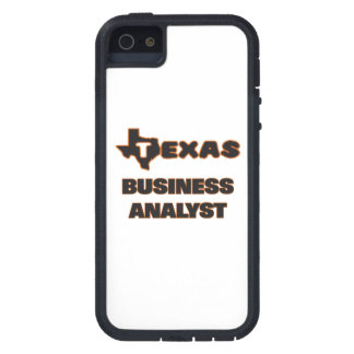 Texas Business Analyst iPhone 5 Covers