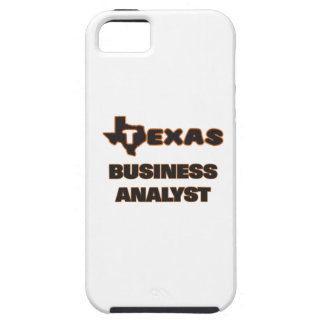 Texas Business Analyst iPhone 5 Cases