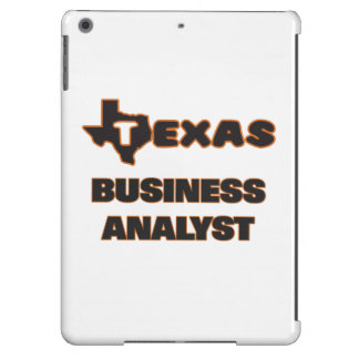 Texas Business Analyst iPad Air Covers