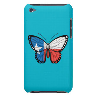 Texas Butterfly Flag iPod Touch Covers