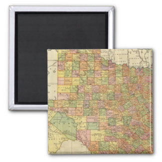 Texas by Rand McNally Magnet