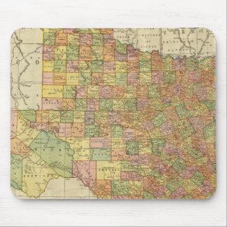 Texas by Rand McNally Mouse Pad
