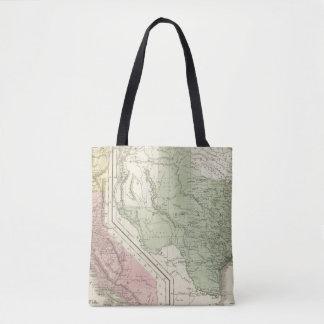 Texas, California Tote Bag