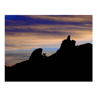 Texas Canyon, Az Postcard