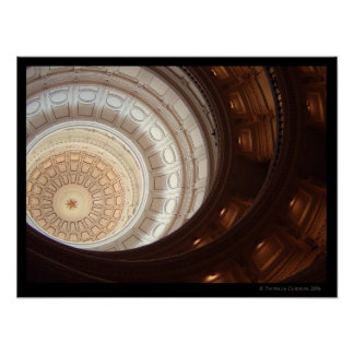 Texas Capital Dome 2006 -2 Poster
