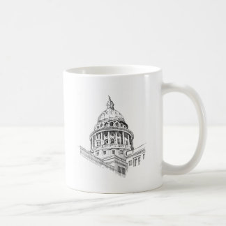 Texas Capitol Building Coffee Mug