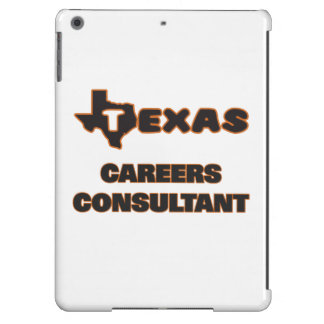 Texas Careers Consultant iPad Air Cases