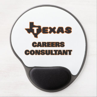 Texas Careers Consultant Gel Mouse Pad