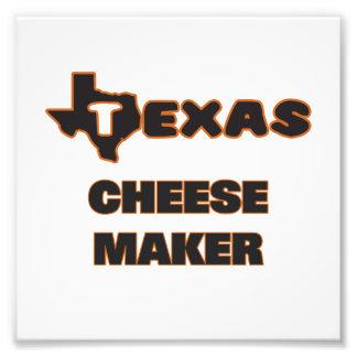 Texas Cheese Maker Photo Print