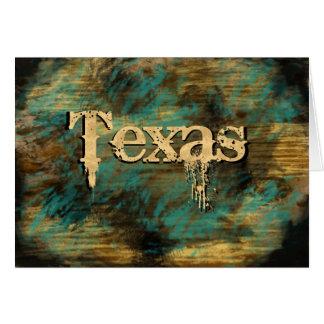 Texas Chic Card