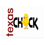 Texas Chick 1 Post Cards