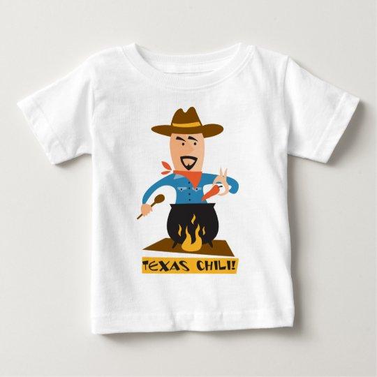 Texas Chili Baby T-Shirt
