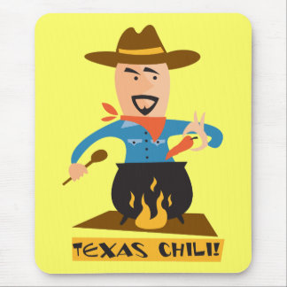 Texas Chili Mouse Mat